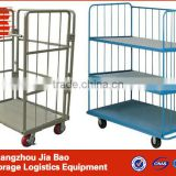 mobile tool trolleys logistics trolley/wire mesh logistics trolley material handling tools