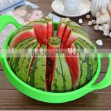 Cutting Large Fruit Vegetables Stainless Steel Watermelon Cutter Melon Slicer                                                                         Quality Choice
