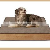 Orthopedic Memory foam dog bed /dog mattress