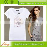 Design Your Own T Shirt, Rhinestone dry fit Custom T-shirt