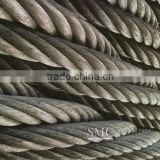 Galvanized Steel Wire Rope 10mm,electrical galvanized steel wire rope.,steel wire rope for drilling rig.