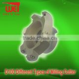 KM12-D100 Different Types of Milling Cutter