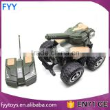 2016 New RC tank r/c model airsoft bb armored military vehicle radio remote control battle