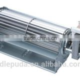 aluminium alloy Blade Material and Cross Flow Fan Type cross flow fan