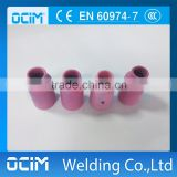 54N14 ceramic nozzle for TIG welding torches