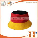 High quality cotton fishing hat competitive price custom bucket hat wholesale fishman hat