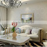 3d European living room wallpaper ,bedroom sofa tv backgroumd of wall paper roll,papel de parede listrado