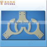 STCERA Industry High purity 99.5% Alumina Ceramic cnc robot arm