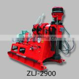Coal Drilling rig Machine ZLJ-2900 widely used internationally praised