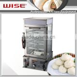 Hot Selling Efficient Steamed Bun Steamers Mechanical Type as Professional Kitchen Equipment