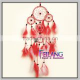 Indian Rings wedding dream catcher