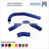 Automotive Silicone Radiator Hose Kit For Nissan Silvia 180SX 200SX S13 CA18DE / CA18DET 89-94