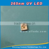 INQUIRY ABOUT 5050 package 260 nm 265 nm deep uv leds for sterilizer
