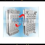 High quality 32 cavities injection preform mould hot runner PET preform mould bottle blank mould