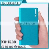 New Mobile phone camera mini Power bank Iron men's wallet power bank 5200mah