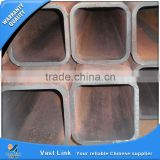 square tube 100x100,carbon steel square pipe,erw square tube