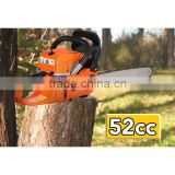 Supply Gasoline Chain Saw 52CC professional OEM/ODM service Supply 25CC/38CC/45CC/52CC/55CC/58CC/62CC cutting blades wood
