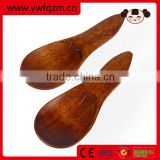 hot selling small tea wooden salt spoon
