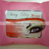 Eye Makeup Remover Pads , eyelid tattoo removal, eyelid cleaning wet wipes