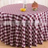 New design 500d Soft microfiber polyester spandex fabric customized knitting brushed fabric for tablecloth