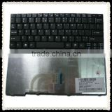 Laptop Keyboard for Acer aspire one ZG5 keybaord US layout