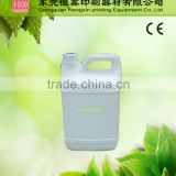 Eching liquid for pad printing