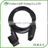 PRO RGB Scart Cable for XBOX 360 scart cable Audio Output MADRICS