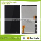 Wholesale Price Replacement Parts for htc screen touch for HTC One M7 LCD display With Touch Panel Digitizer Assembly