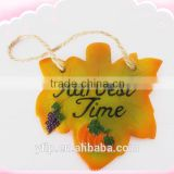 Pumpkin with Letter Craft Artificial Wholesale Art and Craft Supplies