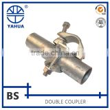 Adjustable steel prop scaffolding structural right angle clamp