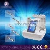 CE approved multifunction oxygen jet peel wrinkle removal