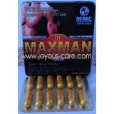 Inquiry about MAXMAN III capsule