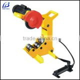"HAOBAO QG8 Electric Pipe Cutter Using Pipe Cutter with Pipe Capacity 2 1/2""-8"""