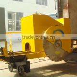 2014 high quanlity concrete hollow slab cutting machine