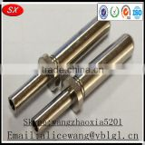 Custom auto battery terminal,brass terminal,screw terminal for socket in Dongguan manufacturer,ISO9001 passed