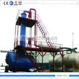 Oil Purifier Type Oil Recycling Plant For Waste Oil to base oil Refining