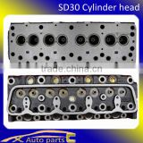 Own brand diesel sd23 cylinder head(For Nissan Homer,Cabstar, Pick-up 720, King-cab,Urvan 8V D 11041-09W00 11041-29W01)