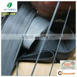 Produce High Elastic 37# 42# 52# 63# 90# 100# Latex Rubber Yarn for knitting Weaving