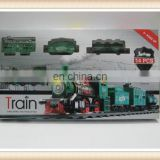 Hot sale kids toy train with smoke