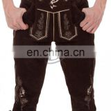German Bavarian Oktoberfest Trachten Men Short Knee Over Lederhosen,Traditional (German Traditional Clothing)