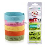 Best Mosquito Repellent Bracelet , Safe Deet-Free Band, Soft Fiber Material