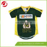 Cheap wholesale sublimation rugby jersey