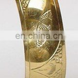 Brass Casted Bangles