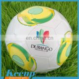 Promotion custom cheap rubber American football