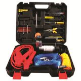 17PCS Highway safety car emergency tool kits