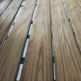 Natural North America burma teak mountain grain wood veneer