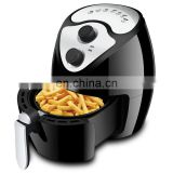 Oil free automatic control time electric air fryer