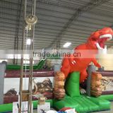 inflatable dinosaur game, inflatable dinosaur aumusements park, inflatable dinosaur park
