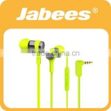 Super bass stereo in-ear private label headphones for iphone 6                                                                         Quality Choice