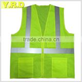 reflective safety mesh vest ansi isea 107 2010 class